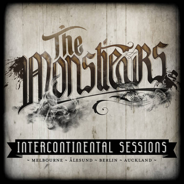Intercontinental Sessions cover art