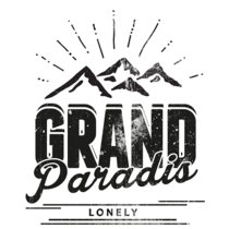 Grand Paradis - Lonely EP cover art