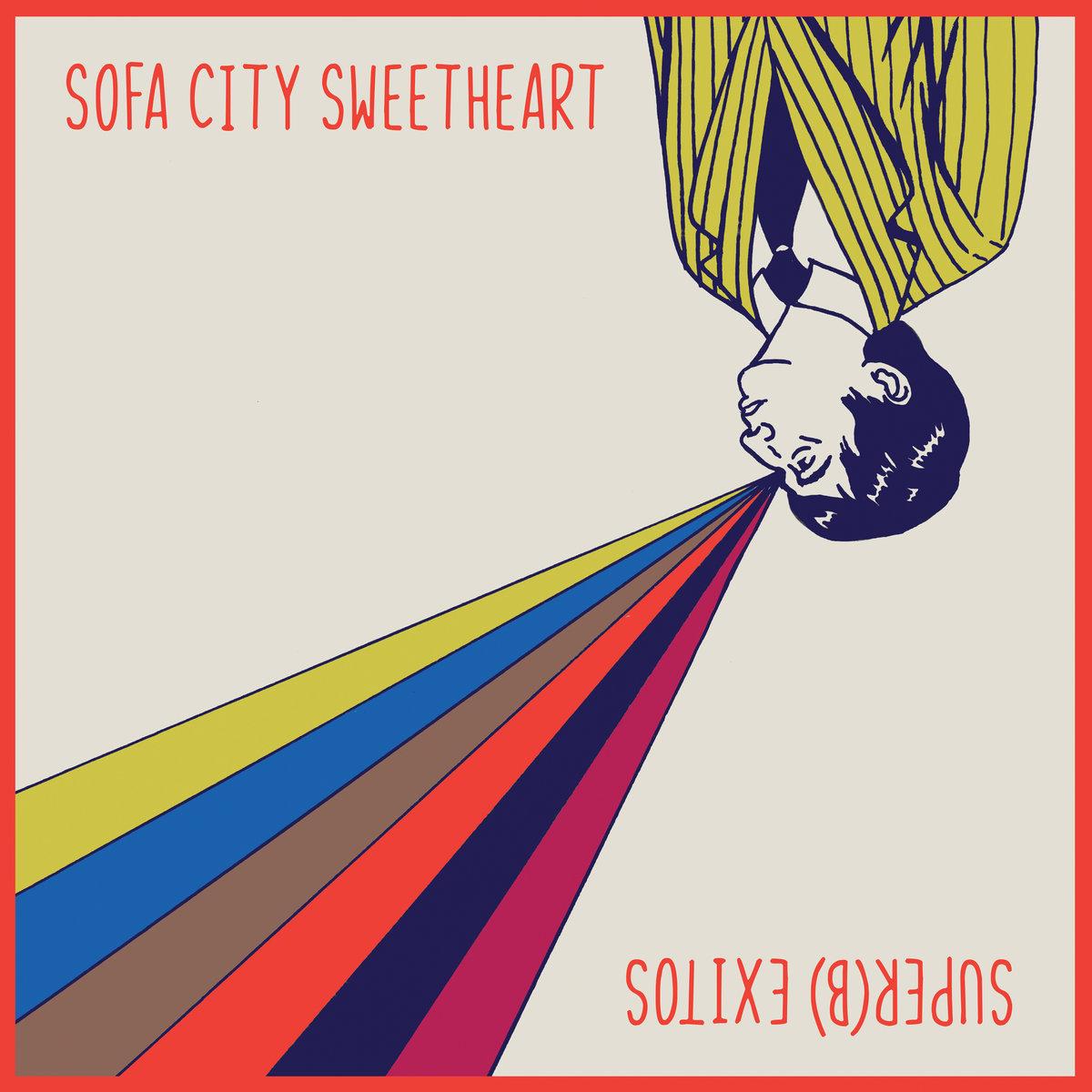 Super B Exitos Sofa City Sweetheart