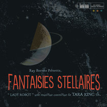 Fantaisies Stellaires ( Lady Robot ) cover art