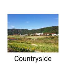 Michiru Aoyama「Countryside」 cover art