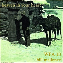 """HEAVEN IN YOUR HEART""/WPA 18 cover art"