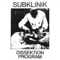 Dissektion Program cover art