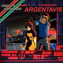 Argentavis cover art