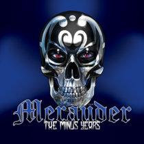 Merauder - The Minus Years cover art