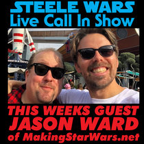Live Call In Show - Ep 6 : Jason Ward of MakingStarWars.net - Listener calls on the Rogue One trailer ADVERT FREE cover art