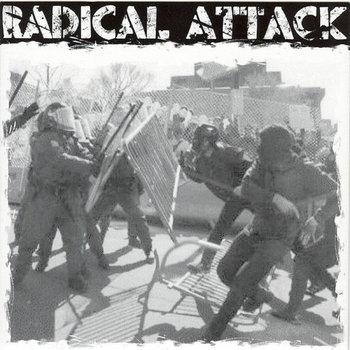 Talk Hard / Radical Attack split by Talk Hard / Radical Attack split