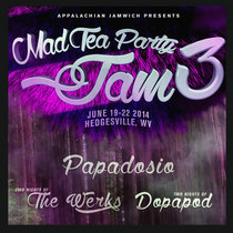 Mad Tea Party Jam 2014 cover art