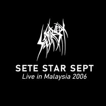 Live in Malaysia 2006 cover art