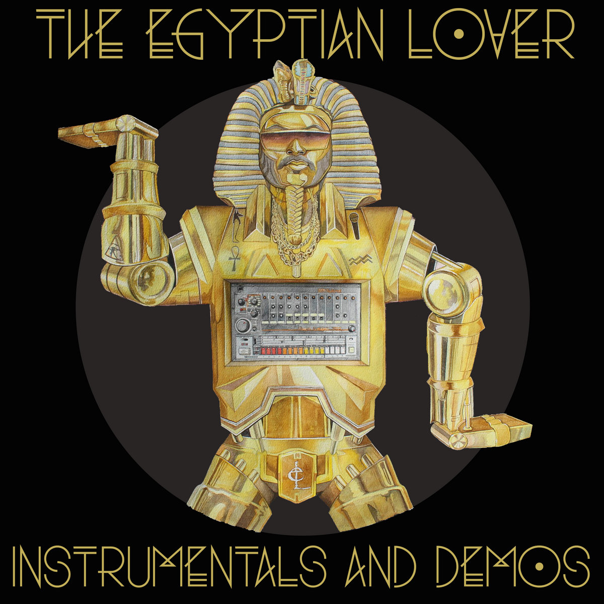 instrumentals and demos (Limited Edition) | The Egyptian Lover