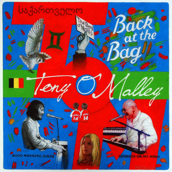 BACK AT THE BAG by Tony O'Malley