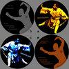 Shaolin Groove LP Cover Art