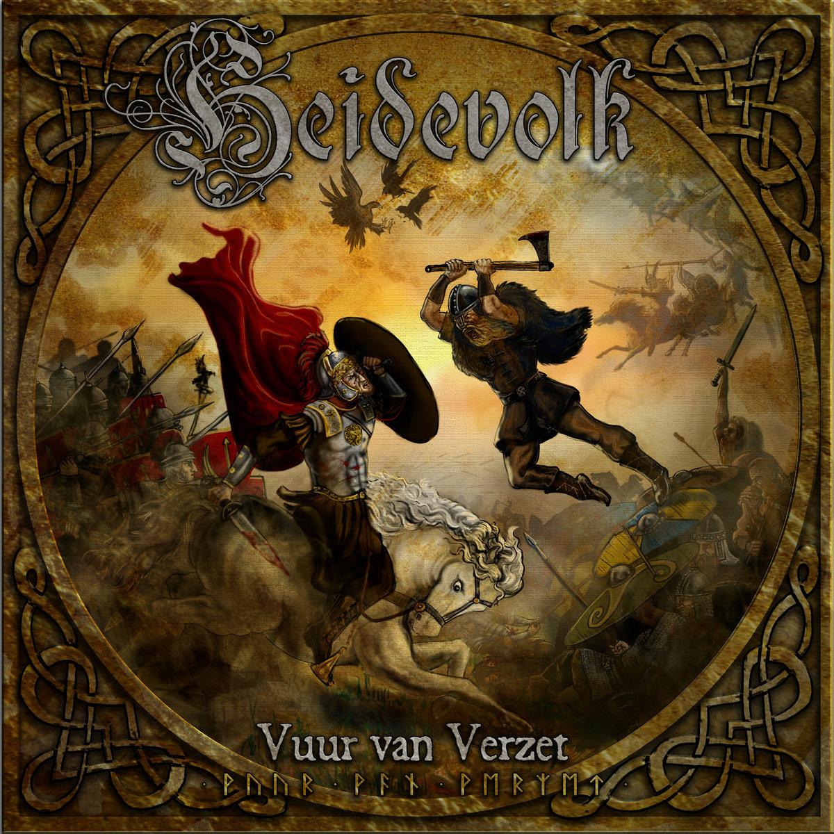 REVIEW: Heidevolk's Vuur Van Verzet