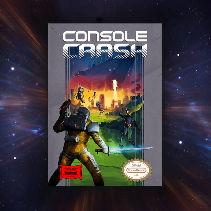 Console Crash cover art