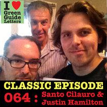 Ep 064 : Santo Cilauro & Justin Hamilton love the 14/03/13 Letters cover art