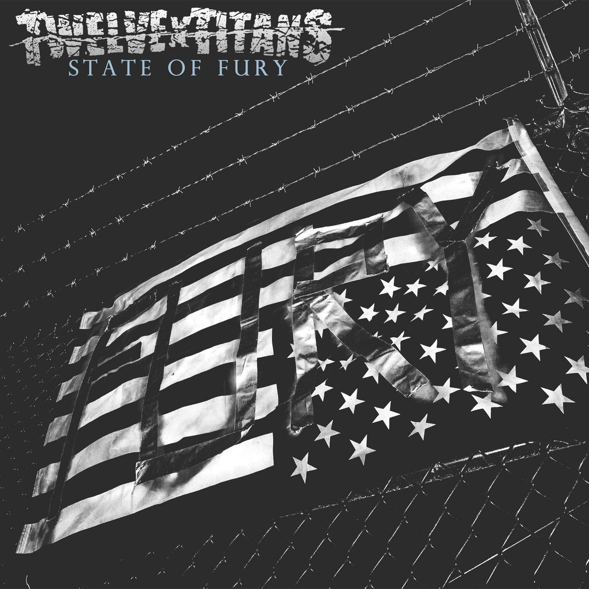 TwelvexTitans - State of Fury [EP] (2017)