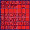 Mucker, Booker, Wichtigtuer Cover Art