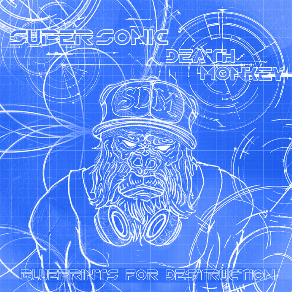Blueprints for destruction supersonic death monkey blueprints for destruction malvernweather Gallery