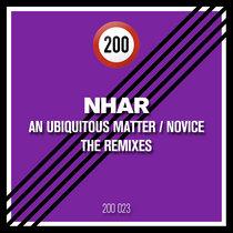 An Ubiquitous Matter / Novice – The Remixes cover art