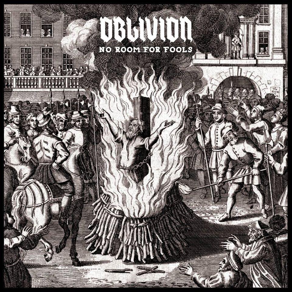 Anatomy Of Melancholy | Oblivion