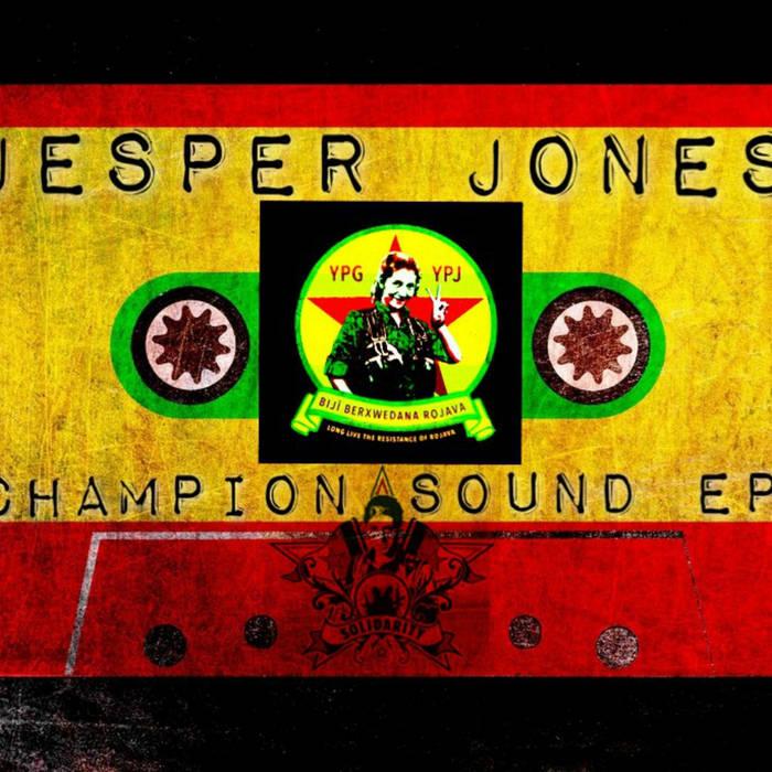Champion Sound EP cover art