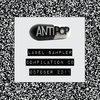 Antipop Label Sampler Compilation CD October 2011 Cover Art