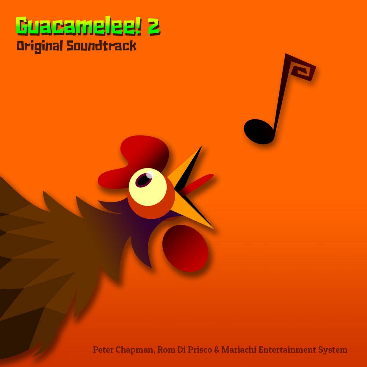 Guacamelee! 2 Original Soundtrack | DrinkBox Studios