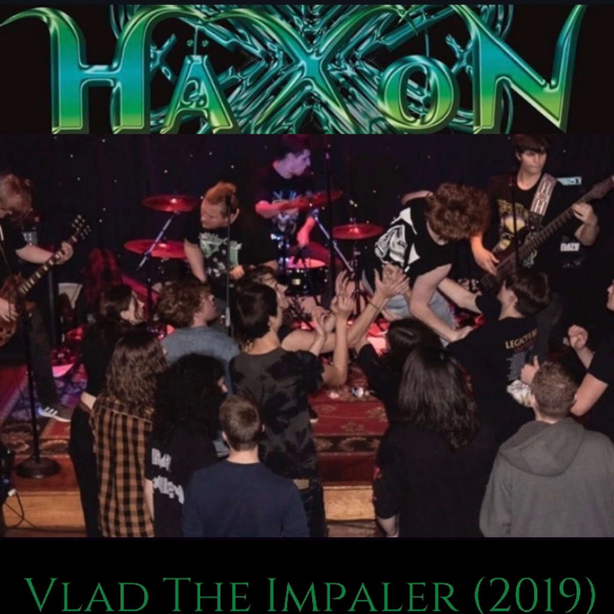 Vlad The Impaler (2019) by Haxon