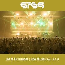 2019.04.05 :: The Fillmore :: New Orleans, LA cover art