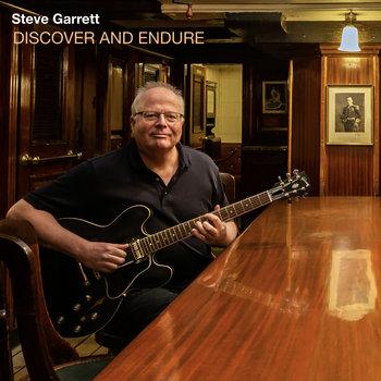 DISCOVER AND ENDURE by Steve Garrett