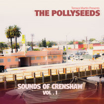 Sounds Of Crenshaw Vol. 1 cover art
