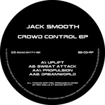 Crowd Control EP cover art