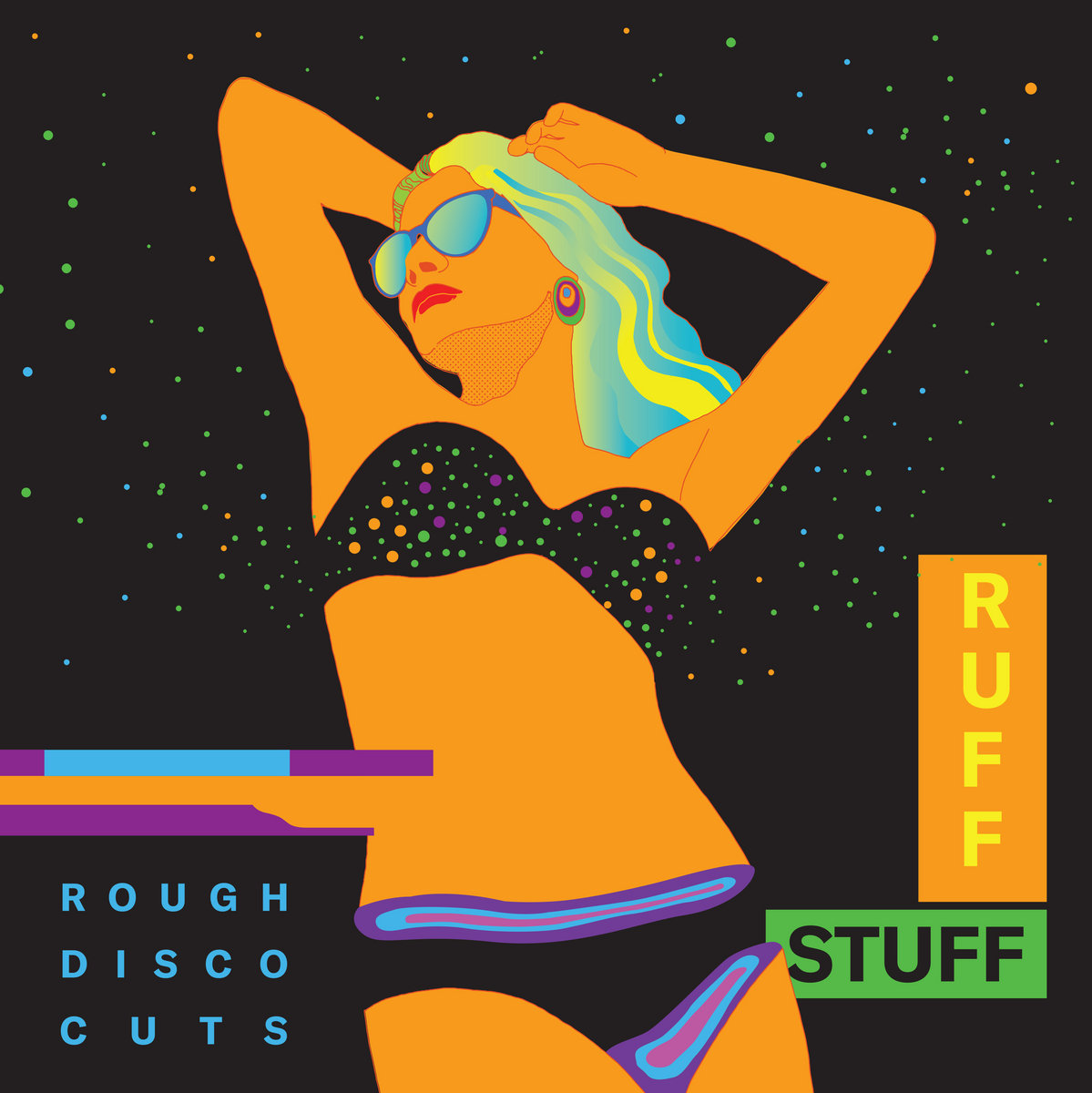 from Rough Disco Cuts (BBC - 005) by Rough Stuff
