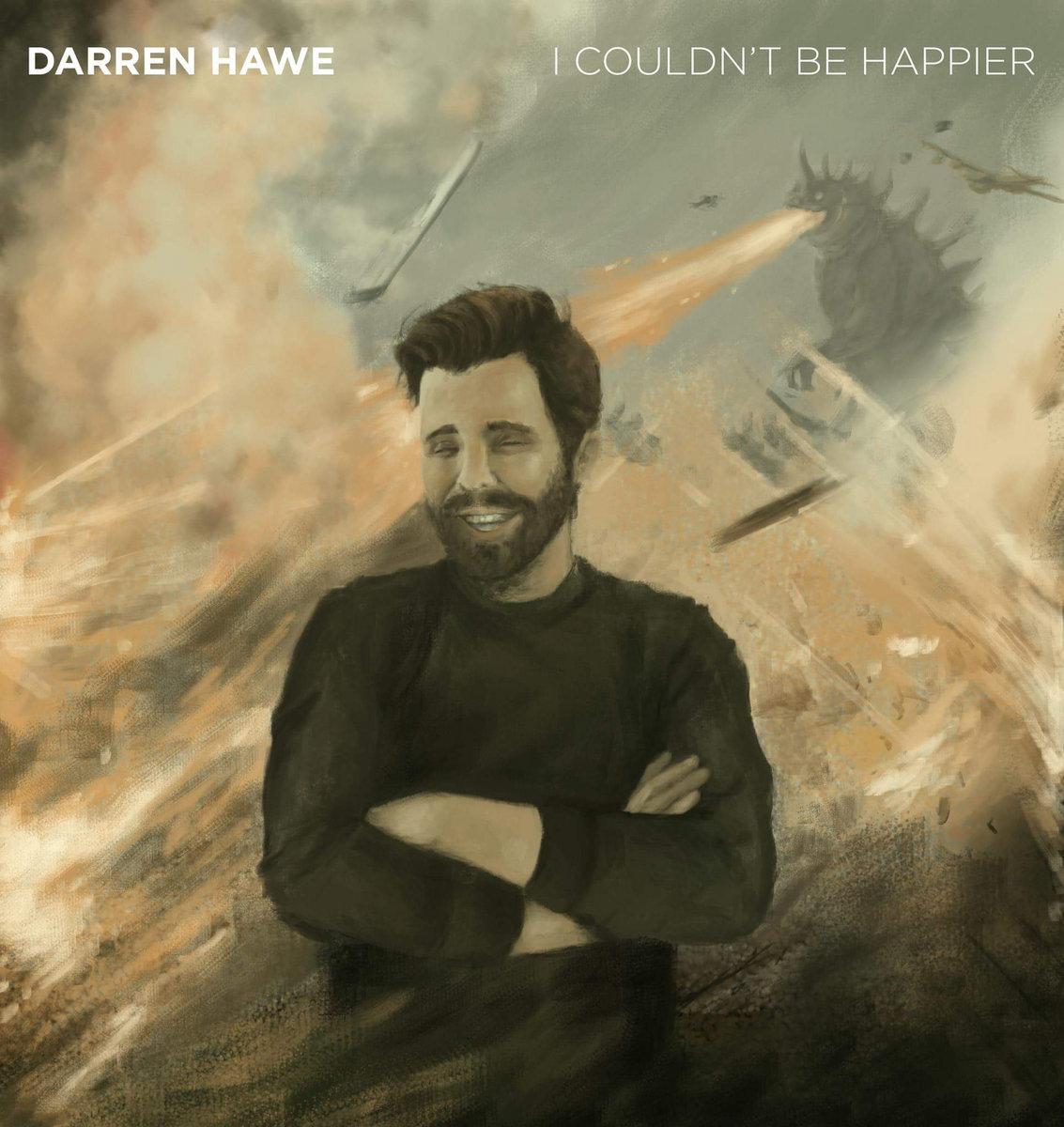 Darren whacking off alone