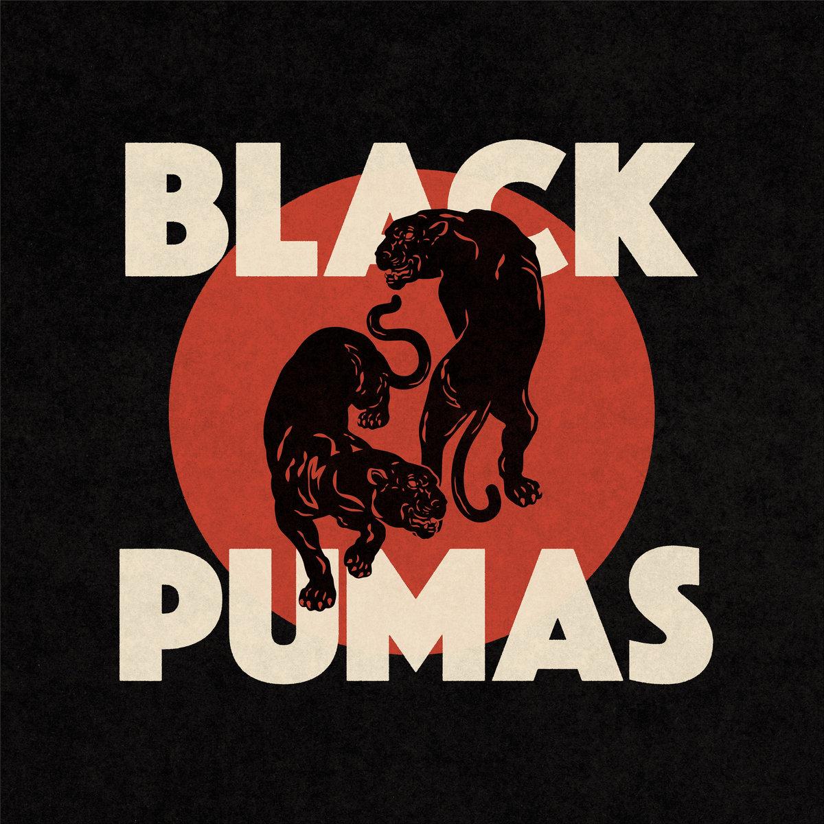 Resultado de imagem para black pumas black pumas