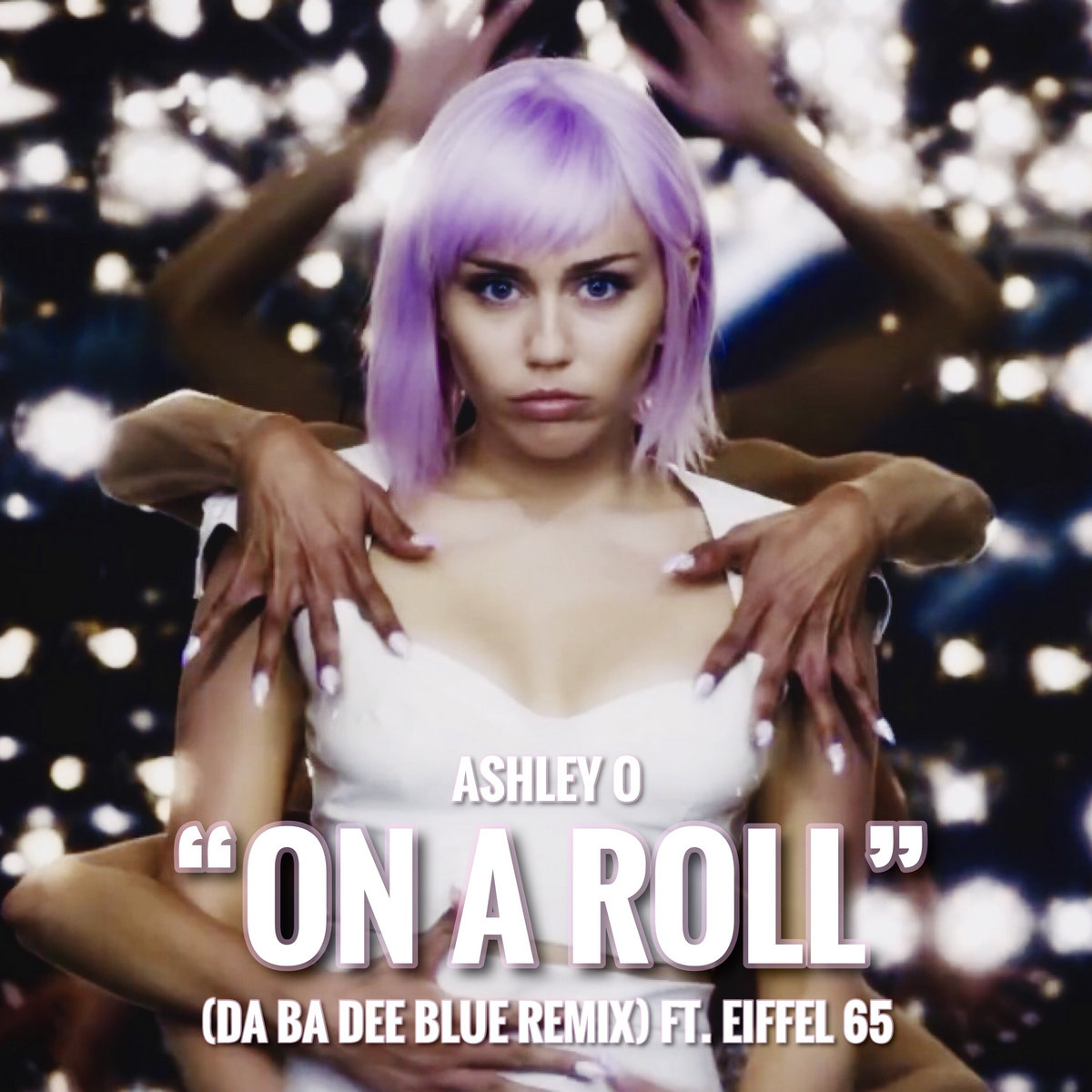 Ashley O - On A Roll (Da Ba Dee Blue Remix) ft  Eiffel 65