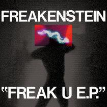 Freak U E.P. cover art