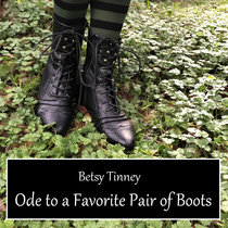Ode to a Favorite Pair of Boots cover art