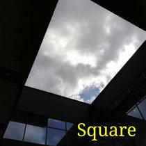 Square cover art