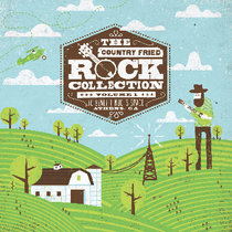 Country Fried Rock Compilation Vol. 1 To Benefit Nuci's Space cover art