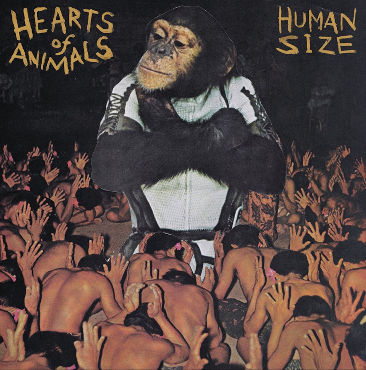 from Human Size by Hearts of Animals