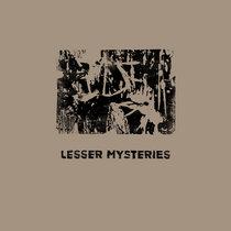 VA - Lesser Mysteries cover art