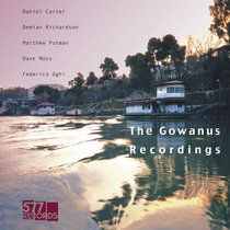 Gowanus Recordings cover art