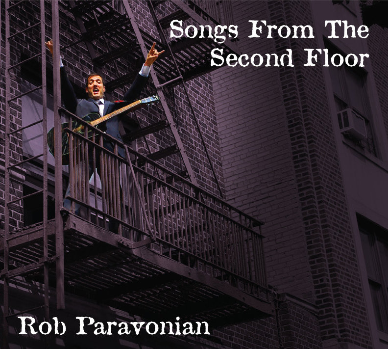 Songs From The Second Floor. By Rob Paravonian