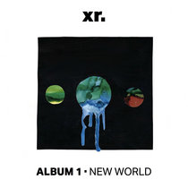 Xpanse Album 1 - New World cover art