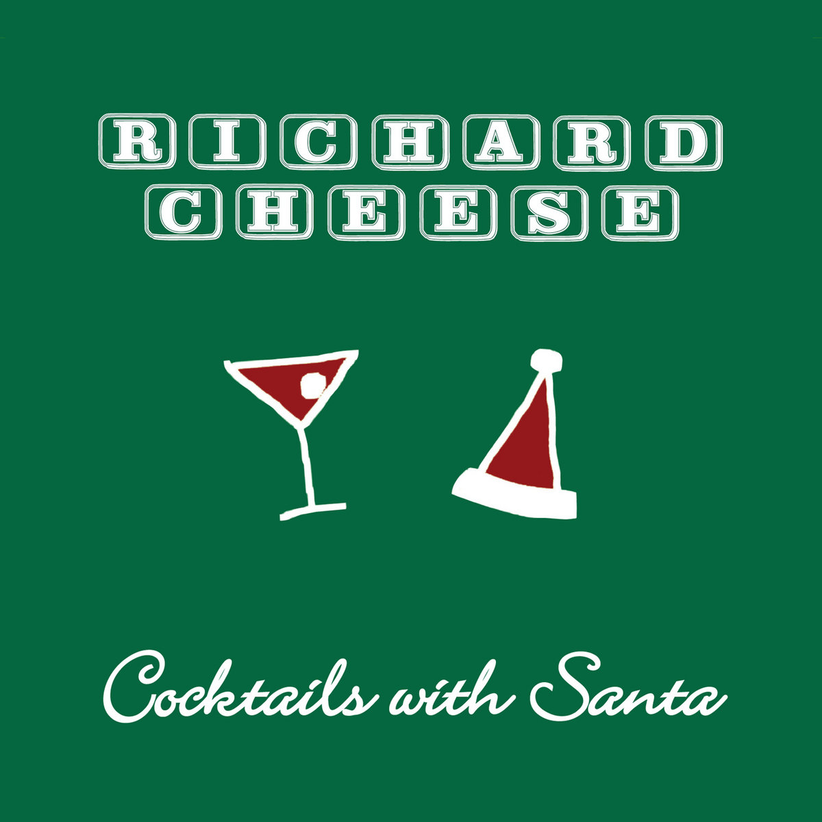 cocktails with santa 2013 richard cheese