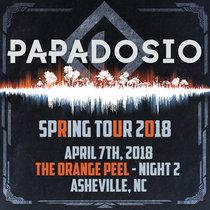 4.7.18. The Orange Peel | Asheville, NC cover art