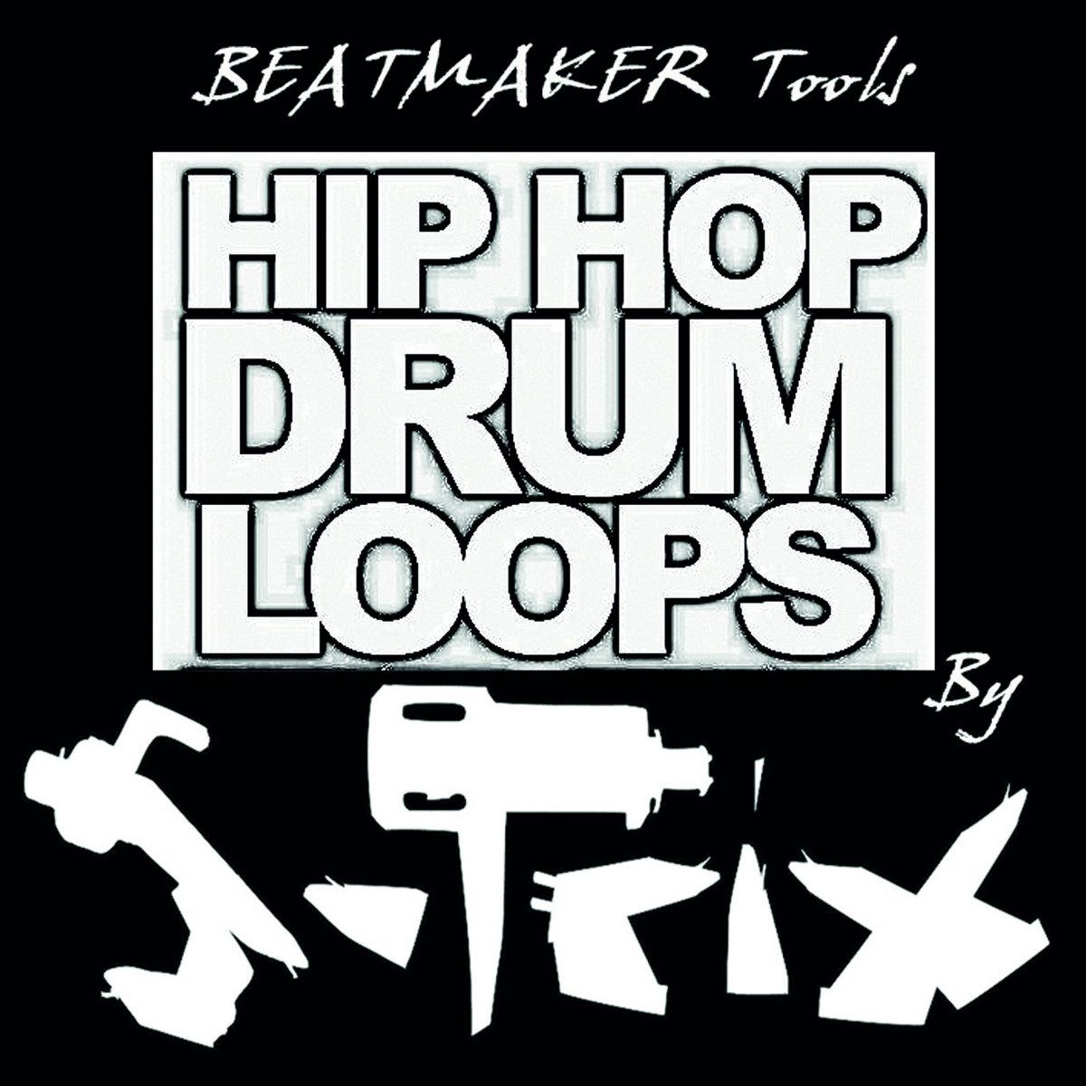 BEATMAKER TOOLS Vol 1 HIP HOP DRUMLOOPS | S-TRIX