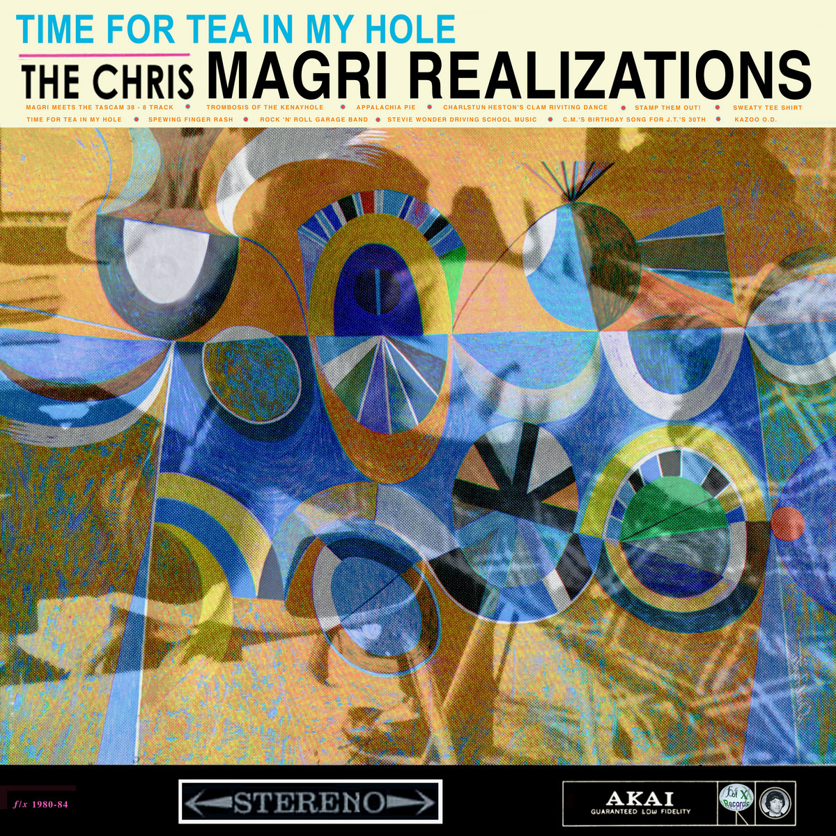 The Chris Magri Realizations | John Tabacco