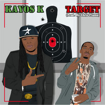 Target (Prod. by Chris Flame) cover art